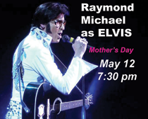 Mothers Day Elvis
