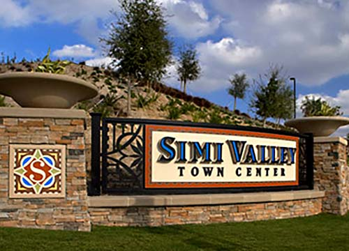 Simivalley Town Center Feature