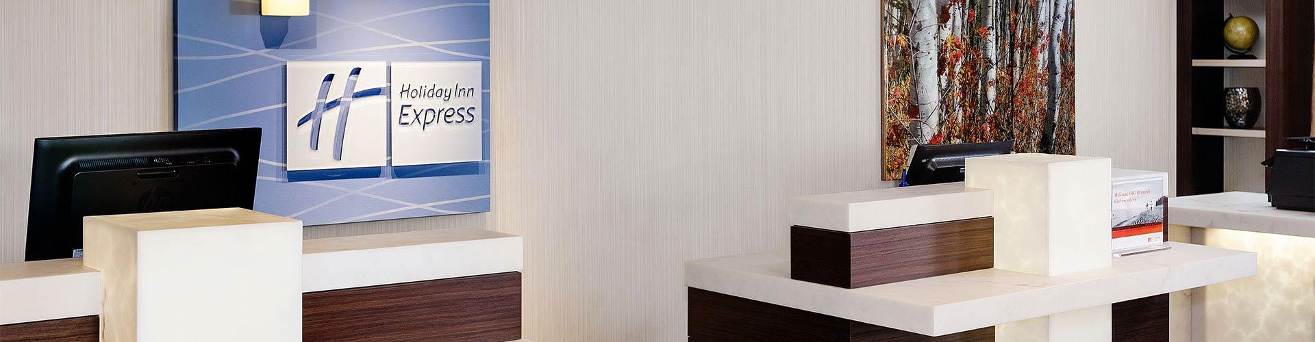 Holiday Inn Frontdesk Header