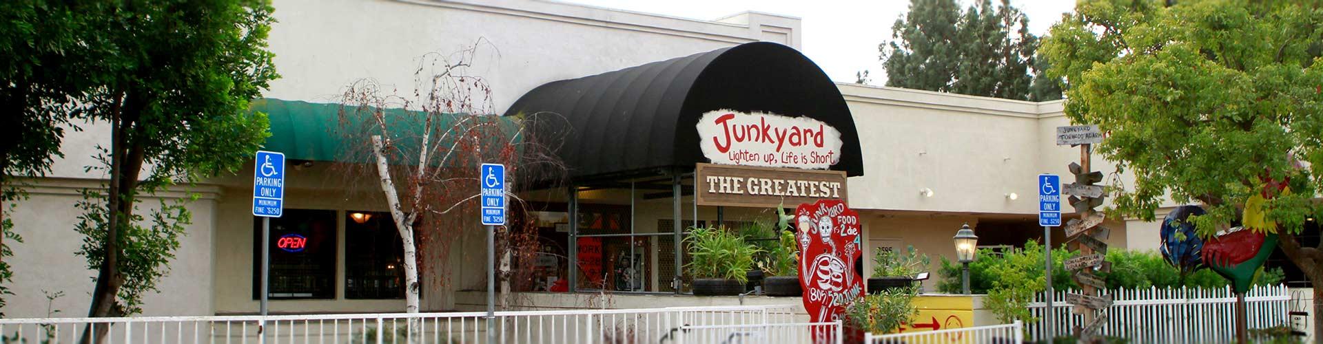 Junkyardcafe Header