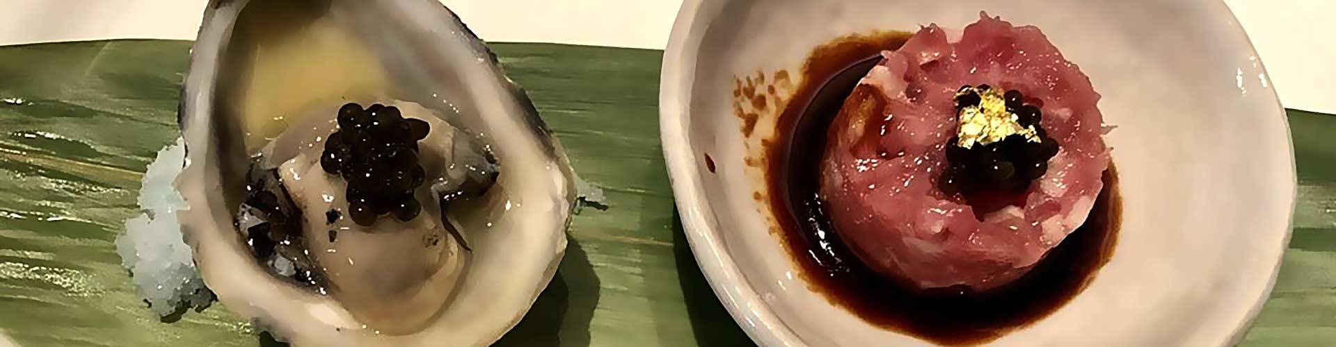 Sushi Tanaka Header