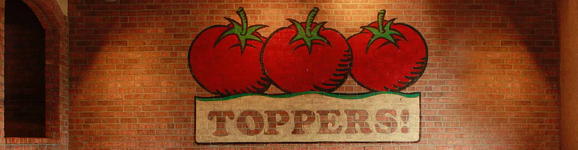 Topperspizza Header
